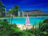 Waikiki-Hawai